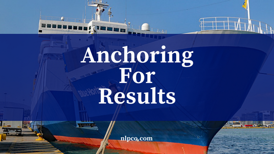 Anchoring for Results